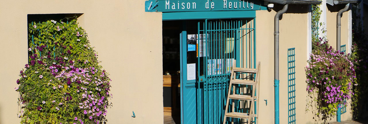 <i class='fa fa-camera' aria-hidden='true'></i> La Maison de Reuilly