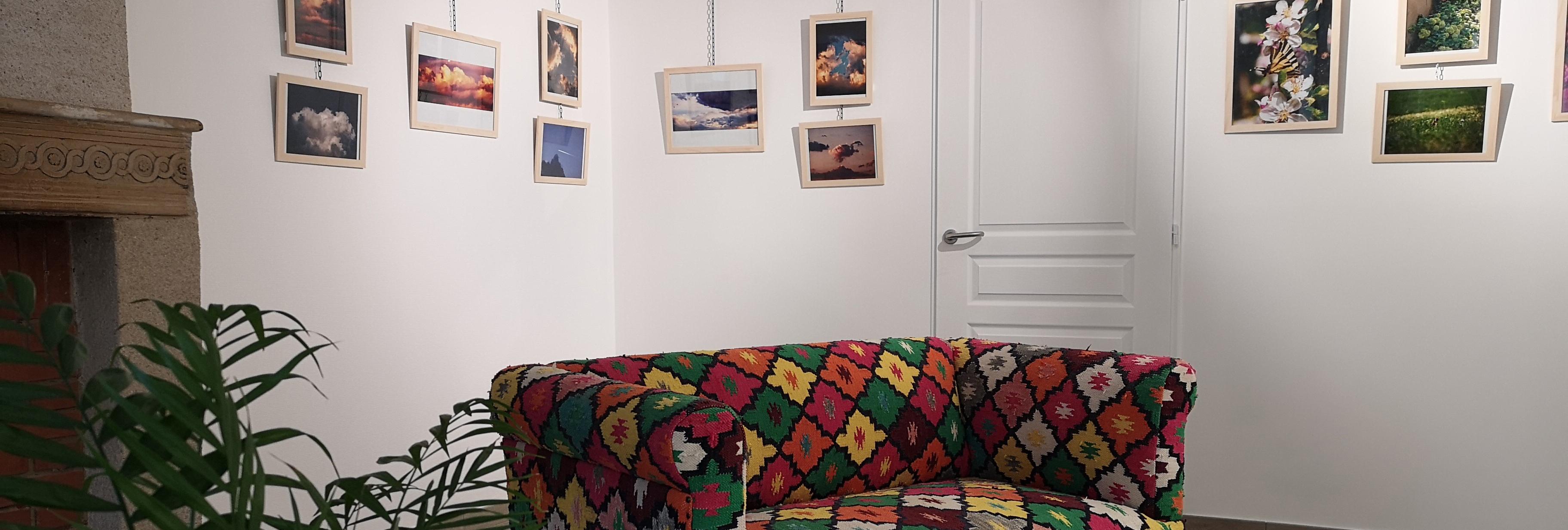 <i class='fa fa-camera' aria-hidden='true'></i> Salle d'exposition © LIMOUSIN